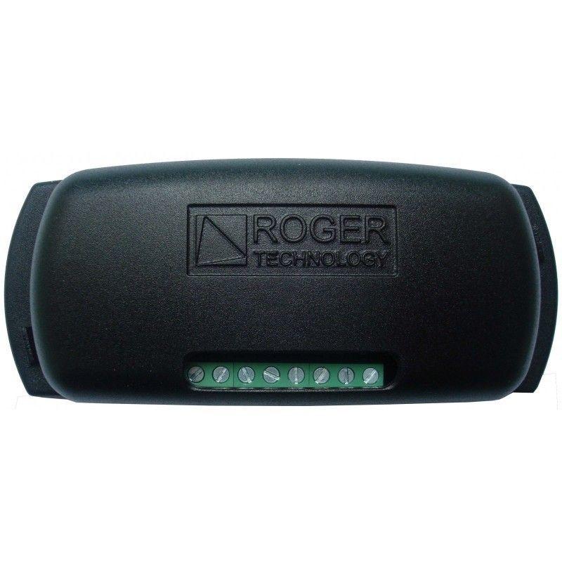 Roger opbouw-ontvanger 433 Mhz met vaste code, in behuizing