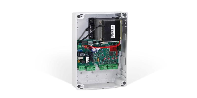 LCU30H Ditec entrematic print,  24v sturing voor 2 motoren.