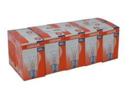 Osram 100w gloeilamp - 10 pack