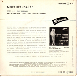 Brenda Lee - More