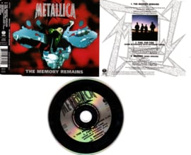 METALLICA - The Memory Remains