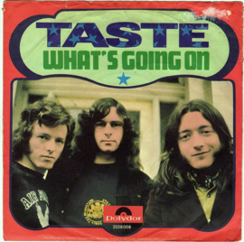 TASTE - WHAT'S GOING ON
