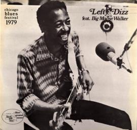 Lefty Dizz - feat. Big Moose Walker
