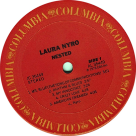 Laura Nyro - Nested