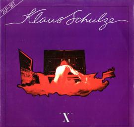 """Klaus Schulze - """"X"""""""