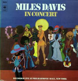 MILES DAVIS - IN CONCERT