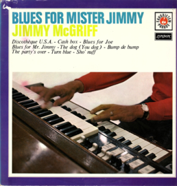 Jimmy McGriff - Blues for Mr. Jimmy