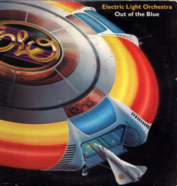 Electric Light Orchestra - Out of the Blue --- All Inserts !