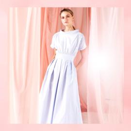 Compagnia Italiana, lichtblauwe zomerse jurk