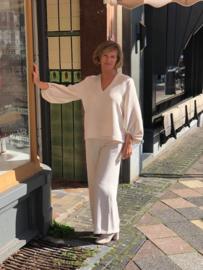 Toupy Paris, elegant pak, pantalon