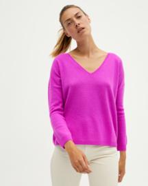 Absolute cashmere, losvallend model, 6 kleuren