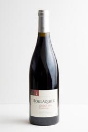 Coteaux du Languedoc Pic Saint Loup rouge 'Le Rollier, Mas Foulaquier. Biodynamische wijn.