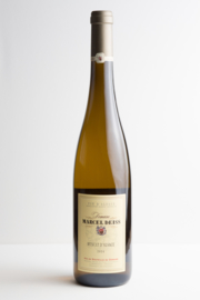 Muscat d'Alsace Deiss, Elzas. Biodynamische wijn.