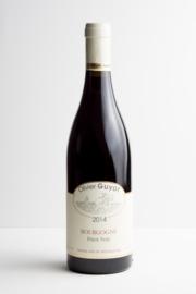 Domaine Guyot, Pinot Noir Bourgogne. Biodynamische wijn.