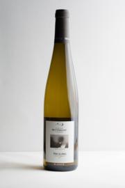 Mittnacht Riesling Les Fossiles, Elzas. Biodynamische wijn.