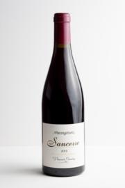 Sancerre Rouge 'Vincengétorix '  Vincent Gaudry Vigneron Loire. Biodynamische wijn.
