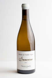 Sancerre blanc 'Vieilles Vignes'  Vincent Gaudry Vigneron Frankrijk, Loire. Biodynamische wijn.