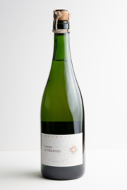 "Champagne ""Comme Autrefois"" Francoise Bedel & Fils. Biodynamische wijn."