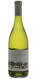 Waterkloof Circle of Life white, Stellenbosch Zuid-Afrika. Biodynamische wijn