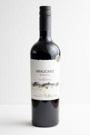 Carmenere Araucano, Colchagua Valley, Chili. Biologische wijn.