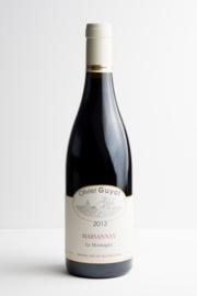 Marsannay La Montagne, Domaine Guyot, Côte de Nuits, Bourgogne. Biodynamische  wijn.