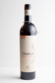 Rosé Ramoro Pinot Grigio Lunaria, Terre di Chieti Italië. Biodynamische wijn.