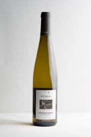 Mittnacht Gewürtztraminer, Elzas. Biodynamische wijn.