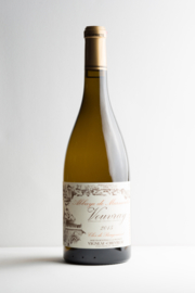 Vouvray sec. Domaine Vigneau-Chevreau 'Clos du Rougemont', Loire. Biodynamisch wijn.