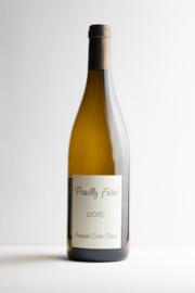 Pouilly Fumé Didier Pabiot, Loire. Biodynamische wijn.