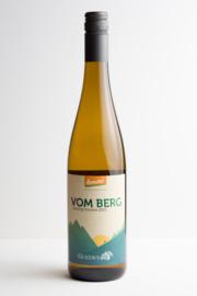 Riesling Trocken 'Vom Berg' Gustavshof Rheinhessen. Biodynamische wijn.