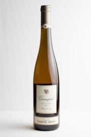 Gruenspeil Marcel Deiss, Elzas. Biodynamische wijn.