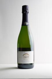 "Champagne ""Origin'Elle"" Extra-Brut, Francoise Bedel & Fils. Biodynamische wijn."