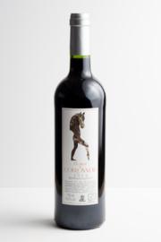 'L'écuyer de Couronneau' Bordeaux supérieur rouge, Château Couronneau,AOC. Biodynamische wijn.