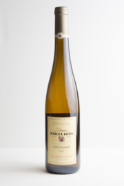 Gewurtztraminer Marcel Deiss, Elzas. Biodynamische wijn.