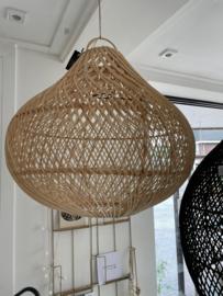 Onion lamp naturel