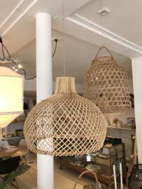 Hanglamp klein naturel