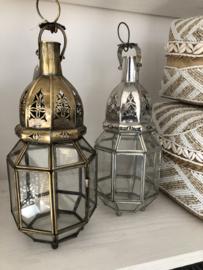 Lantaarn  windlicht Marrakech