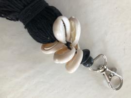 Sleutel tas hanger toef met schep