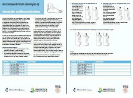 Chronische achillespeesklachten (100 vel)
