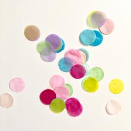 Confetti: gemengde kleuren