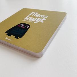 Mama kwijt - kartonnen boek