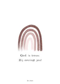 1805 - Regenboog God is trouw