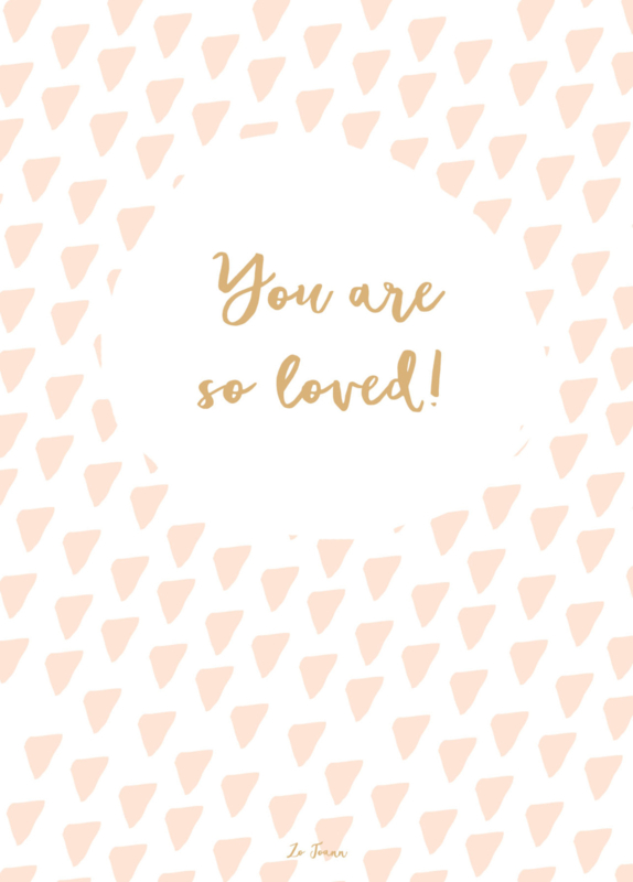 C-0023 YOU ARE SO LOVED