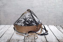 Injera food basket
