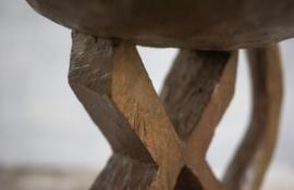 Tonga stool large