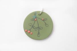 Mistletoe kettinghanger