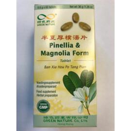 Ban Xia Hou Po Tang Pian - Pinellia & Magnolia Form - 半夏厚樸湯片