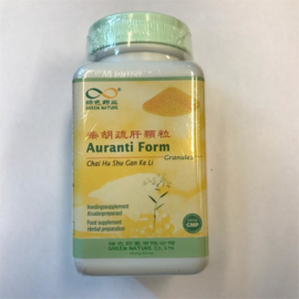 Chai Hu Shu Gan Ke Li - Auranti Granules -  Auranti form
