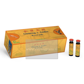 Shen Rong Wang Jiang - Ginseng And Antler Royal Jelly 30 flesjes