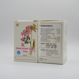 Nuan Gong Yun Zi Wan - Palace Form - 暖宮孕子丸